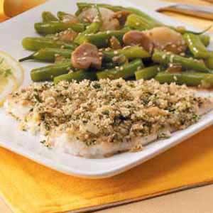 Herb Fish Recipe