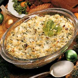 Dutch Potato Poultry Stuffing Recipe