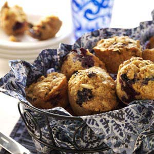 Get Up & Go Muffins Recipe