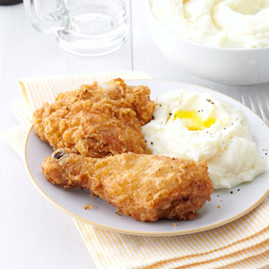 Family-Favorite Fried Chicken Recipe