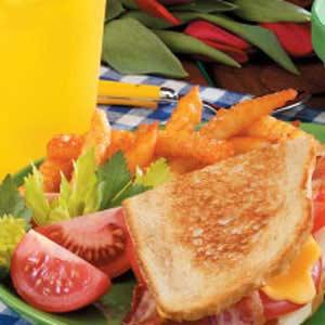 Seasoned French Fries Recipe