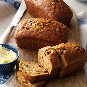 Sweet Potato Cinnamon Bread Recipe
