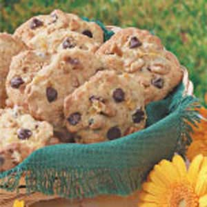 Pineapple Chocolate Chip Cookies Recipe