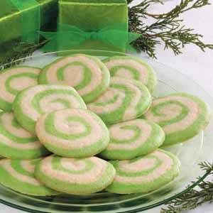 Holiday Pinwheels Recipe
