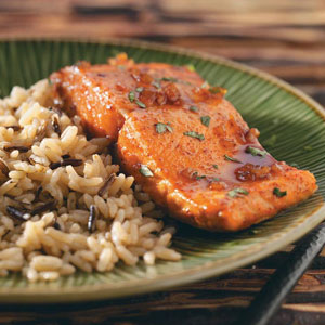 Scrumptious California Salmon Recipe