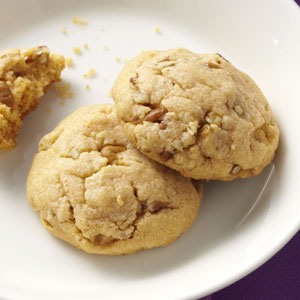 Butterscotch Pecan Cookies Recipe