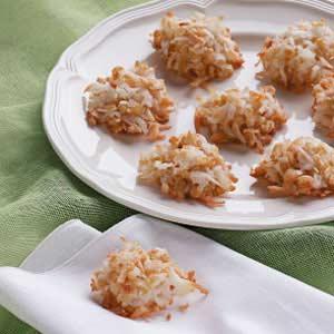 Crunchy Macaroons Recipe