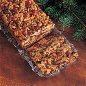 Christmas Special Fruitcake Recipe