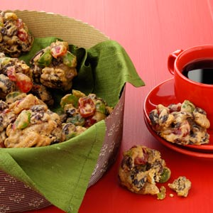Better-Than-Fruitcake Cookies Recipe