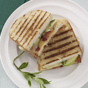 Bistro Apple Panini Recipe