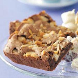 Macadamia Nut Brownies Recipe