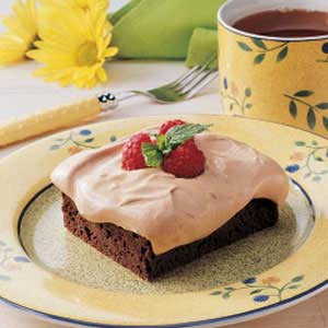Fudgy Brownie Dessert Recipe