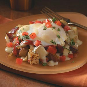 Southwestern Eggs Benedict Recipe
