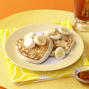 Yogurt Pancakes Recipe