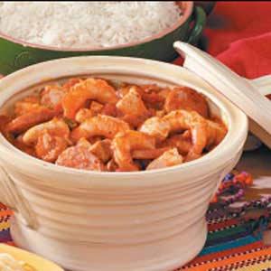 Hearty Jambalaya Recipe