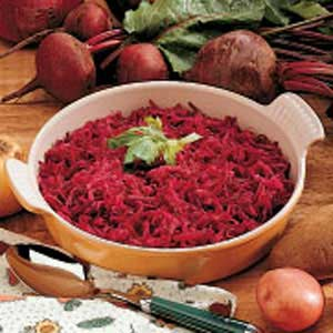 Spiced Baked Beets Recipe