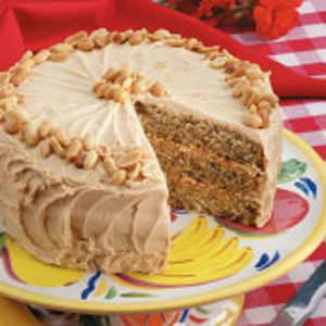 Triple-Layer Banana Cake Recipe