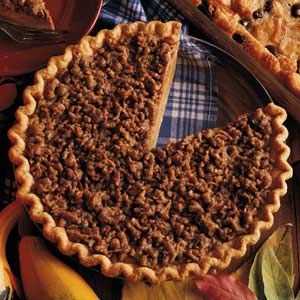 Crunchy Sweet Potato Pie Recipe