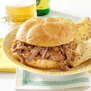 Southwest Pulled Pork Recipe