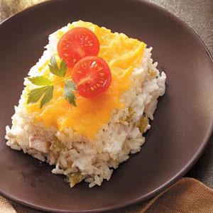 Winning Creamy Chicken Casserole Recipe