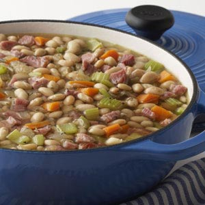 Neighborhood Bean Soup Recipe