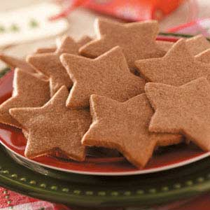 Cinnamon Stars Recipe