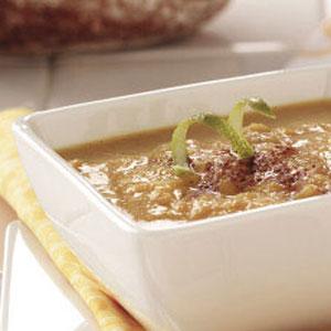 Harvest Squash Soup Recipe