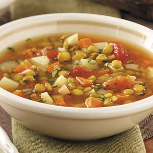 Lentil Soup for the Soul Recipe