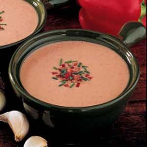 Pretty Pepper Soup Recipe