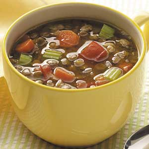 Tasty Lentil Soup Recipe