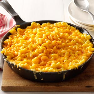 Homey Mac & Cheese Recipe