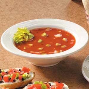 Healthy Tomato Soup Recipe