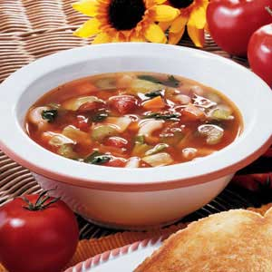 30-Minute Minestrone Recipe
