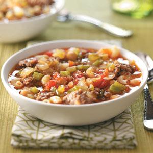 Potluck Pasta Soup Recipe
