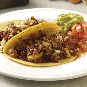 Turkey Mole Tacos Recipe