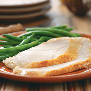 Honey-Brined Turkey Breast Recipe