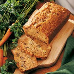 Pineapple Carrot Bread Recipe