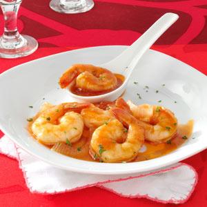 Homemade Marinated Shrimp Recipe
