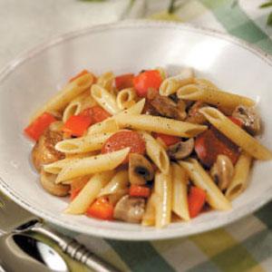 Pat's Pasta Toss Recipe