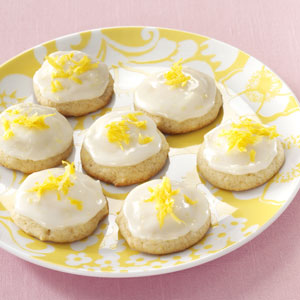 Honey Lemon Cookies Recipe