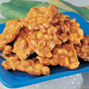 Cinnamon Peanut Brittle Recipe