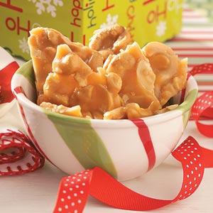 Cashew Crunch Recipe
