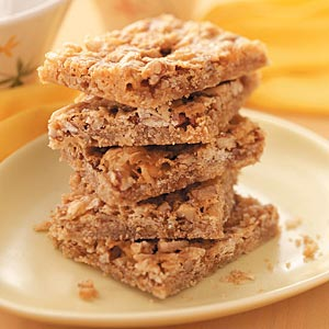 Toffee coconut Bars Recipe
