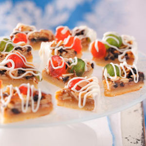 Florentine Cookie Bars Recipe