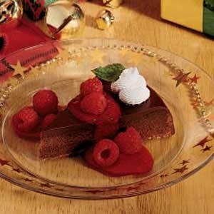 Rich Truffle Wedges Recipe