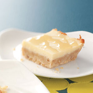 Honey Cheese Bars Recipe