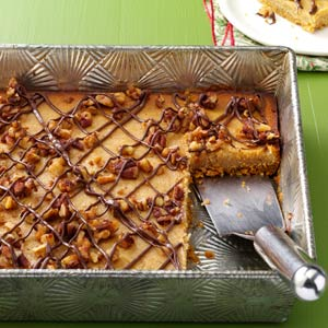 Nut-Licious Peanut Butter Bars Recipe