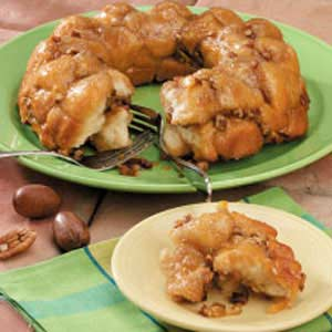 Marmalade Monkey Bread Recipe