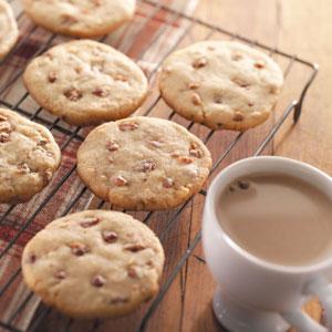 Date Nut Icebox Cookies Recipe