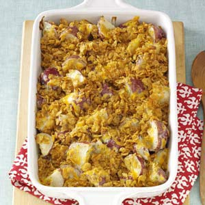 Ranch Potato Casserole Recipe